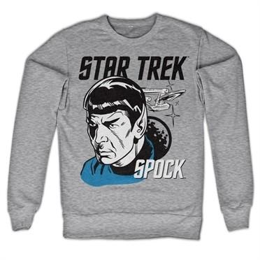 Star Trek & Spock Felpa
