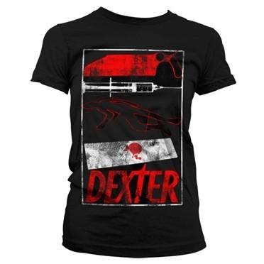 Dexter Signs T-shirt donna