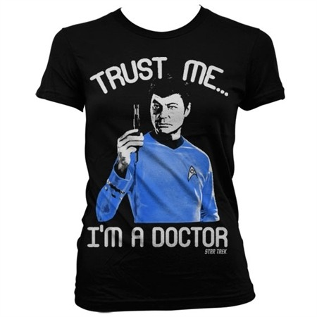 Trust Me - I'm A Doctor T-shirt donna