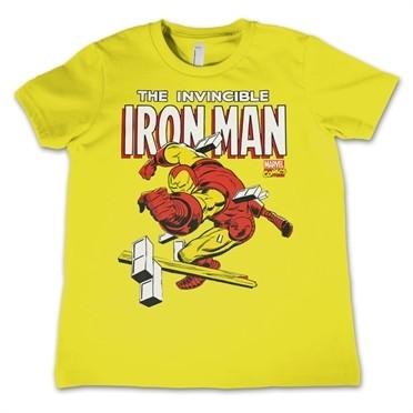 The Invincible Iron Man T-shirt Bambino