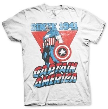 Captain America Since 1941 T-Shirt