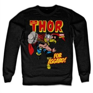 Thor - For Asgard! Felpa