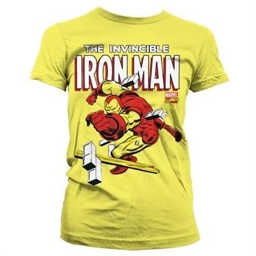 The Invincible Iron Man T-shirt donna