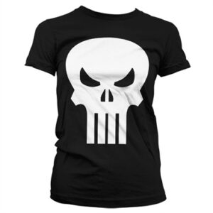 The Punisher Skull T-shirt donna