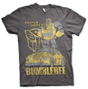 Bumblebee Distressed T-Shirt