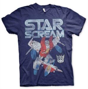 Starscream Distressed T-Shirt