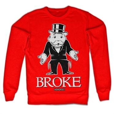 Monopoly - Broke Felpa