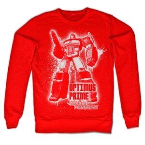 Optimus Prime Splatter Felpa
