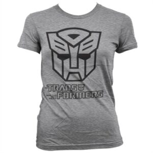 Transformers - Autobot Logo T-shirt donna