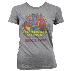 Optimus Prime Since 1984 T-shirt donna