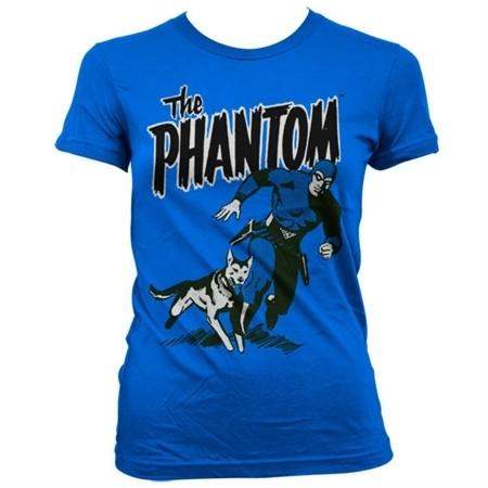 The Phantom & Devil T-shirt donna
