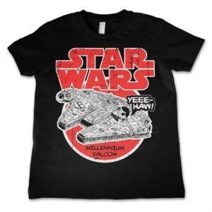 Star Wars - Millennium Falcon T-shirt Bambino