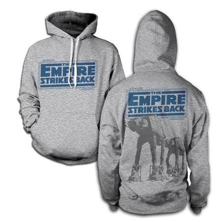 Empire Strikes Back AT-AT Felpa con Berrettopuccio