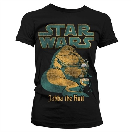 Jabba The Hutt T-shirt donna