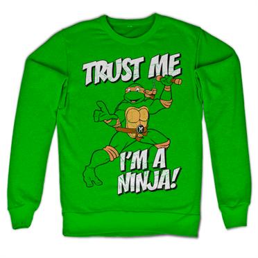 TMNT - Trust Me, I'm A Ninja Felpa