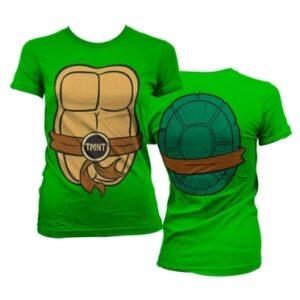 TMNT Costume T-shirt donna