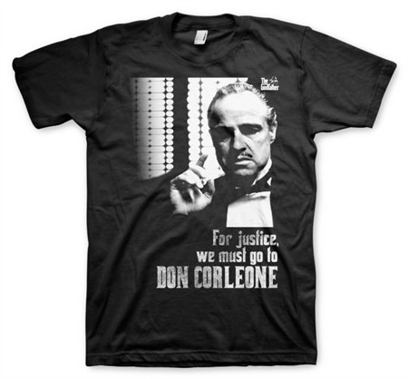Godfather - For Justice T-Shirt