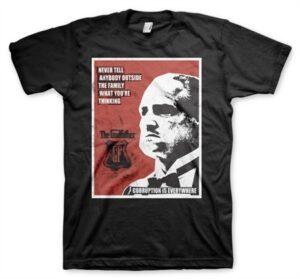 Godfather - Never Tell Anybody T-Shirt