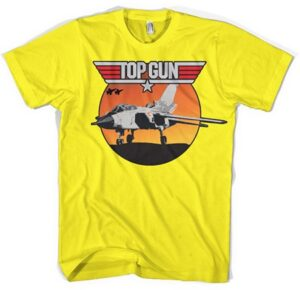 Top Gun - Sunset Fighter T-Shirt