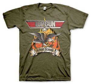 Top Gun - Flying Eagle T-Shirt