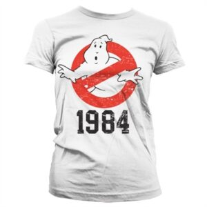 Ghostbusters 1984 T-shirt donna