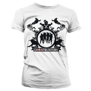 Ghostbusters - Team T-shirt donna