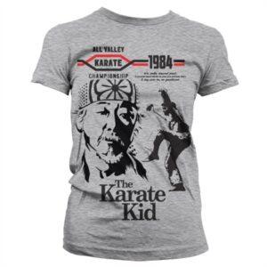 The Karate Kid T-shirt donna
