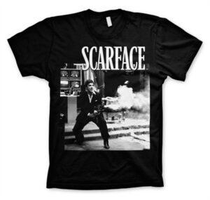 Scarface - Wanna Play Rough T-Shirt