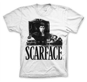 Scarface - Tony's Office T-Shirt
