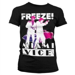 Miami Vice - Freeze T-shirt donna