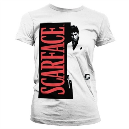 Scarface Poster T-shirt donna