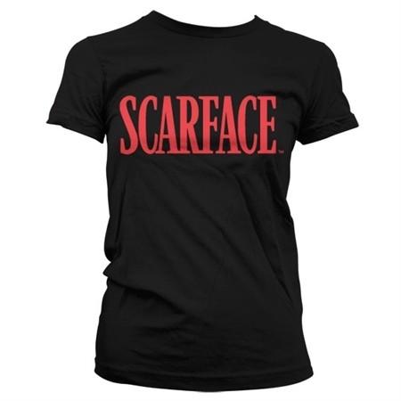 Scarface Logo T-shirt donna