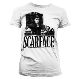 Scarface - Tony's Office T-shirt donna
