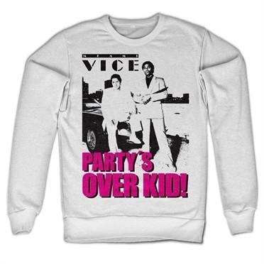 Miami Vice - Partyᄡs Over Kid Felpa