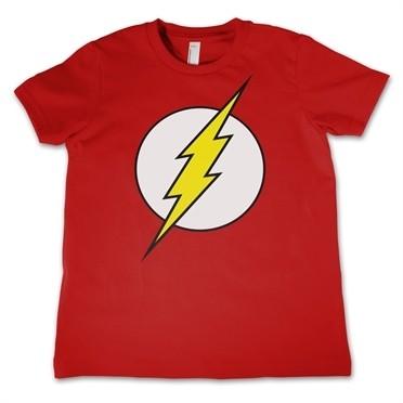 The Flash Emblem T-shirt Bambino
