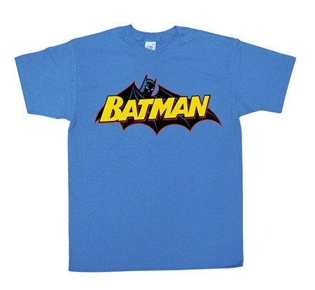 Batman Retro Logo T-Shirt