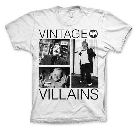 Vintage Villains T-Shirt