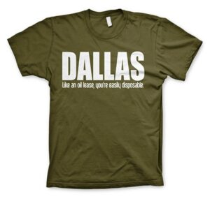 Dallas Logotype T-Shirt