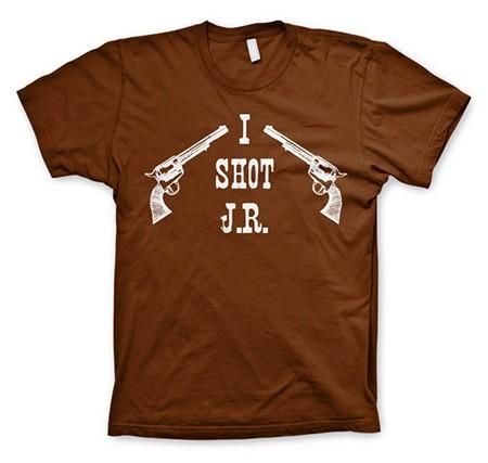 Dallas - I Shot J.R. T-Shirt