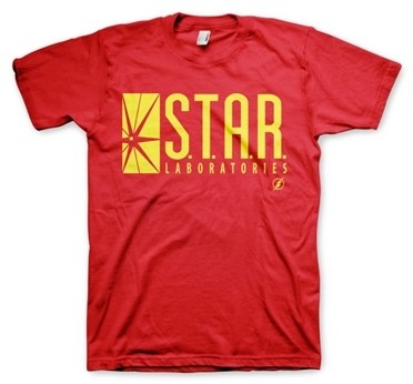 The Flash - Star Laboratories T-Shirt