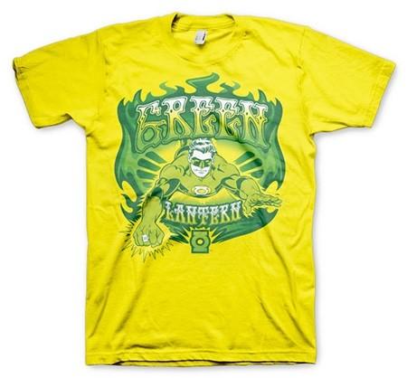 Green Lantern / Green Fire T-shirt