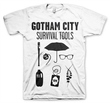 Gotham Survival Tools T-Shirt
