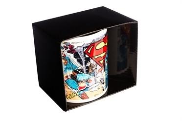 Superman Distressed Comic Strip Tazza Mug