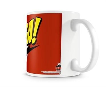 Bazinga Super Logo Tazza Mug