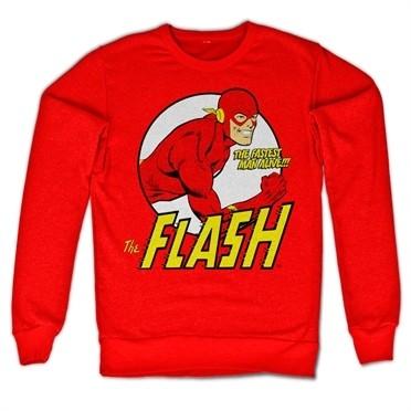 The Flash - Fastest Man Alive Felpa