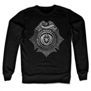 Gotham Detective Shield Felpa