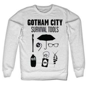 Gotham Survival Tools Felpa