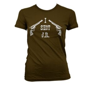 Dallas - I Shot J.R. T-shirt donna