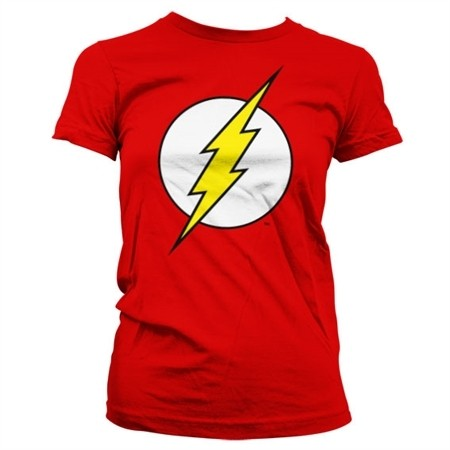 The Flash Emblem T-shirt donna