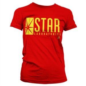The Flash - Star Laboratories T-shirt donna